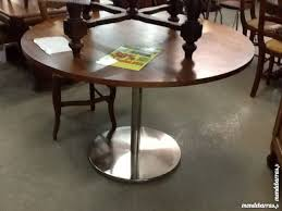 table ronde cuisine pied central table cuisine ronde pied central grande table ronde salle a manger