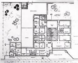Nursery Floor Plans Ain Sefra Nursery And Kindergarten B U0026w Drawing Ground Floor