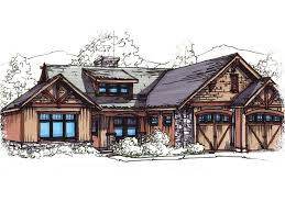 Craftsman Home Plans by Mountaincrest Craftsman Home Plan 055d 0258 House Plans And More