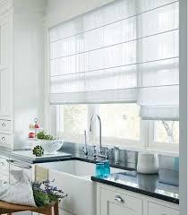 stunning modern window treatments for kitchen best 25 kitchen
