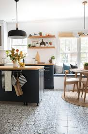 kitchen revamp two toned modern kitchen place of my taste
