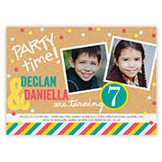 birthday party for kids kids birthday invitations kids birthday party invites shutterfly