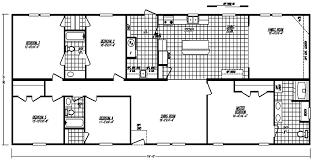5 bedroom double wide floor plans 30 by 76 doublewide 5 bed 3 bath 2 280 sqft austin by