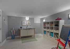 basement kids u0027 playroom ideas and design tips