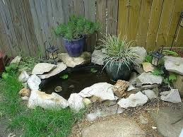 Small Garden Pond Ideas Backyard Koi Pond Designs Pond Landscaping Ideas Ponds Small