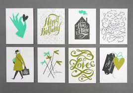 karolin schnoor letterpress greeting cards paper crave