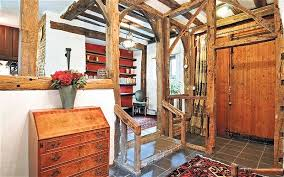 Inside Two Landmark Tudor Houses Telegraph - Tudor homes interior design