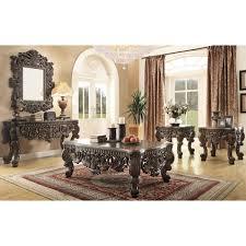 3 Piece Living Room Table Sets Design Hd 8006 3 Piece Coffee Set
