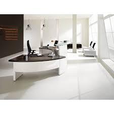 fabricant mobilier de bureau italien bureau comptoir banque d accueil volta finition wengé et blanc las