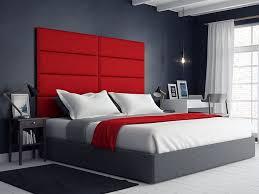best 25 red headboard ideas on pinterest bedroom wallpaper red