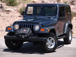 Jeep Rubicon Mpg 2001 Jeep Grand Cherokee Mpg