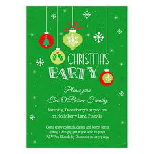 ornament invitation template template business
