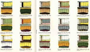 kitchen cabinet paint color suggestions retro kitchen paint color schemes from 1953