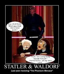 Waldorf And Statler Meme - statler and waldorf meme 28 images statler and waldorf meme by