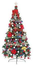 210cm 7ft tree luxury tree set with