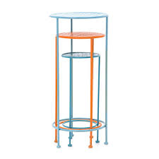 Orange Side Table Outdoors Outdoor Tables Outdoor Side Tables Modernica Props