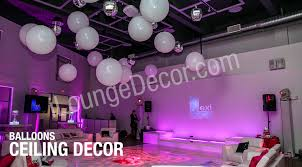 Balloon Ceiling Decor Ceiling Decor Rentals Of Nj And Ny