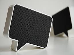 Small Desk Speakers Speak Er The Speech Desk Speaker