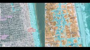 Map Of Jacksonville Florida by New Fema Flood Maps Show More Jacksonville Beach Streets Are At