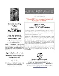 new jersey u2014 adoptive parents committee