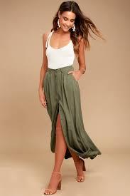 maxi skirt olive green skirt maxi skirt button up skirt 78 00