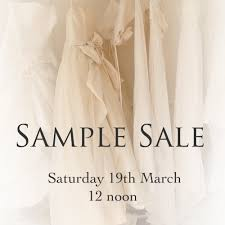 Sample Sale Wedding Dresses Our Sample Sale Is Nearly Here U2014 Sarah Willard Couture
