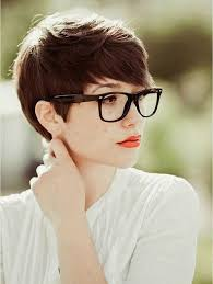 hairstyles glasses round faces 12 fashionable pixie cuts for round faces hairstylesout