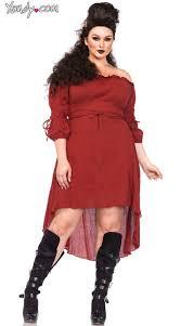 size warrior peasant dress costume peasant dress costume high