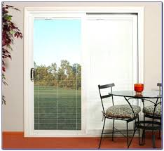 Outswing Patio Door by Sliding French Patio Doors With Built In Blinds Outswing French