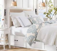 Cover Bed Frame Lucianna Medallion Duvet Cover Sham Pottery Barn