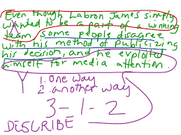 describe thesis showme writing a thesis statement most viewed thumbnail