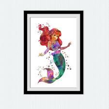 shop mermaid room decor on wanelo