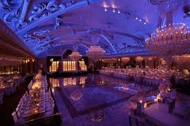 wedding halls in nj purple white gold new jersey celebration inside weddings