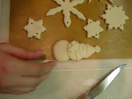 diy salt dough ornaments katy elliott