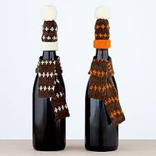 inexpensive fall decoration ideas wine bottle crafts small
