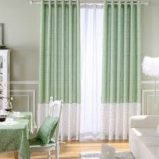 Rustic Room Divider Aliexpress Com Buy Window Curtains For Living Room Country