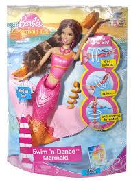 amazon barbie mermaid tale swim u0027n dance mermaid teresa