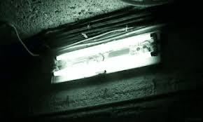 fluorescent lighting new fluorescent lights flickering bulb
