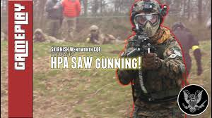 wentworth truck urban airsoft hpa saw action at wentworth cqb youtube
