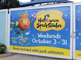 seaworld halloween event i love seaworld