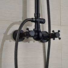 Shower Faucet Oil Rubbed Bronze Votamuta Oil Rubbed Bronze Shower Faucet Set 8