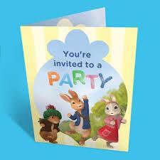rabbit party rabbit birthday party invitations nickelodeon parents