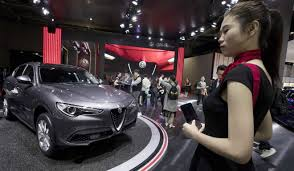 maserati china shanghai motor show reveals luxury cars are making comeback in
