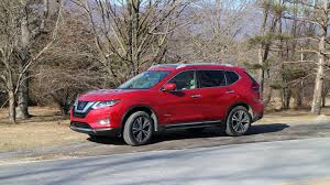 2017 nissan rogue hybrid gas mileage review