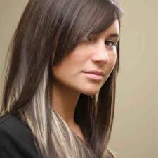hair styles brown on botton and blond on top pictures of it best 25 blonde underneath ideas on pinterest blonde underneath