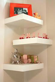 furniture home adorable modular white corner bookshelf design