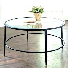 round glass side table coffee table top glass peekapp co
