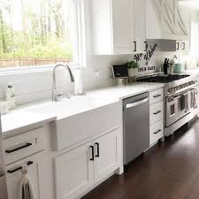 white kitchen cabinets with farm sink bradstreet ii farmhouse apron front fireclay 36 in single bowl kitchen sink in crisp white