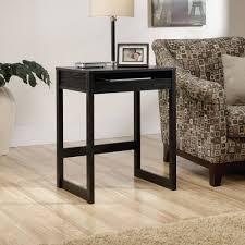 Sofa Laptop Desk by Mainstays Laptop Stand Bourbon Oak Walmart Com