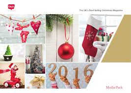 2016 the christmas magazine media pack by kelsey media issuu